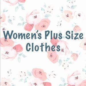 Women's Plus Size Clothes